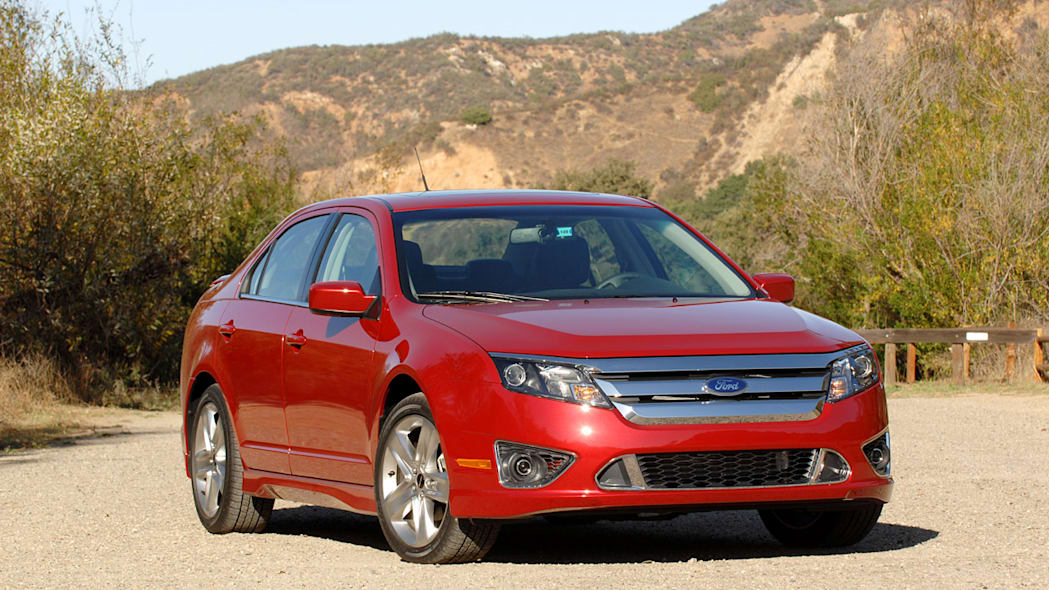 Ford Fusion Rumored To Get 2 0 Liter Ecoboost Four In 2010