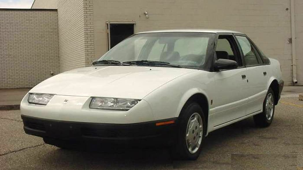 1991 Saturn SL1 (First Production Model)
