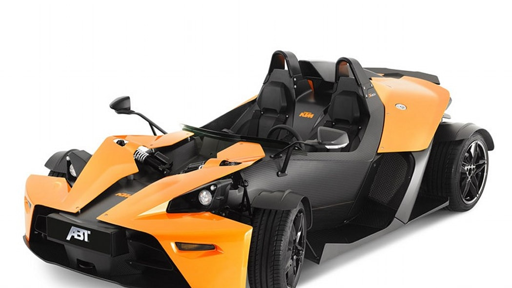 ABT gets its hands all over the KTM X-Bow - Autoblog
