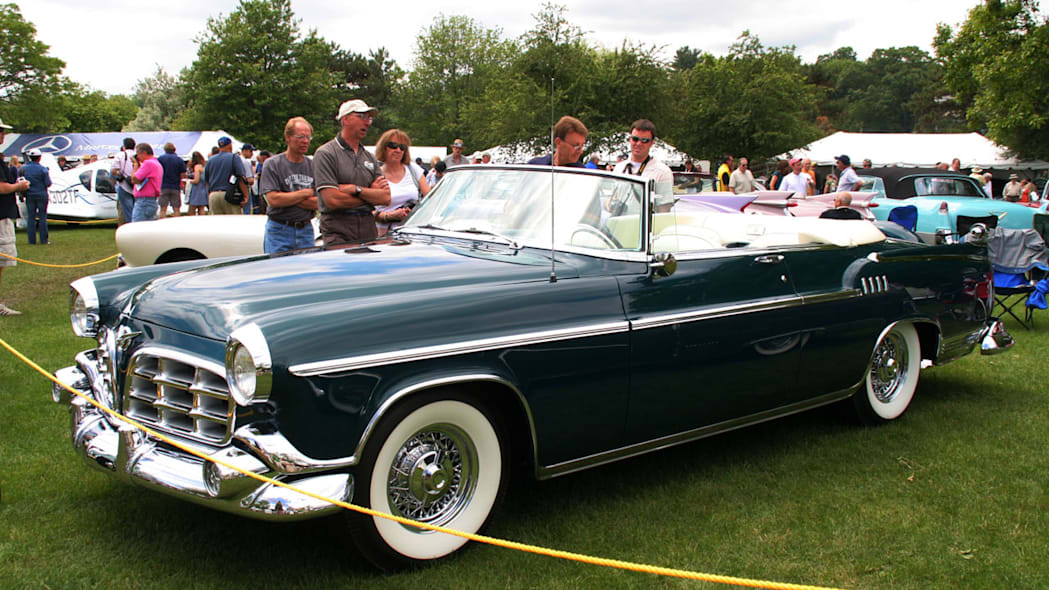 1955 Chrysler Imperial Convertible Prototype