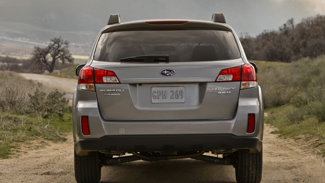 Cherry Hill Volvo >> Subaru Outback fuel economy figures released, hits 29 MPG - Autoblog