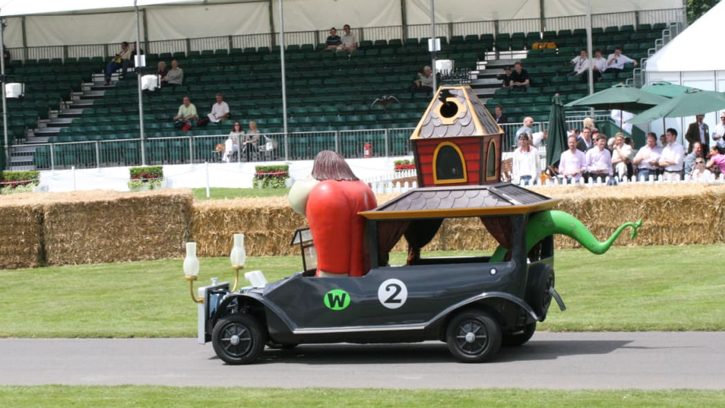 Wacky Races in West Sussex Photo Gallery - Autoblog