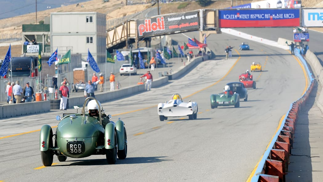 1948-1955 Sports Racing & GT Cars under 1500cc