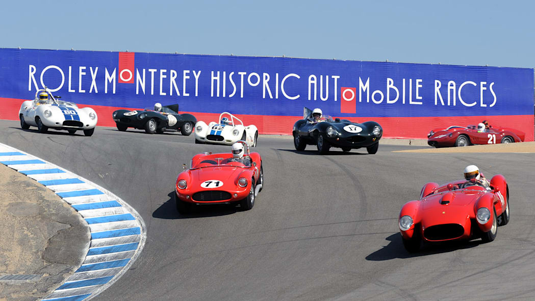 1955-1961 Sports Racing Cars over 2000cc