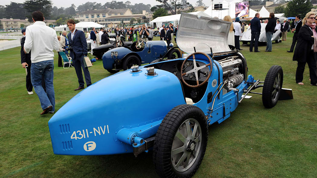 Class E-1: Bugatti - 100 Years of style and speed