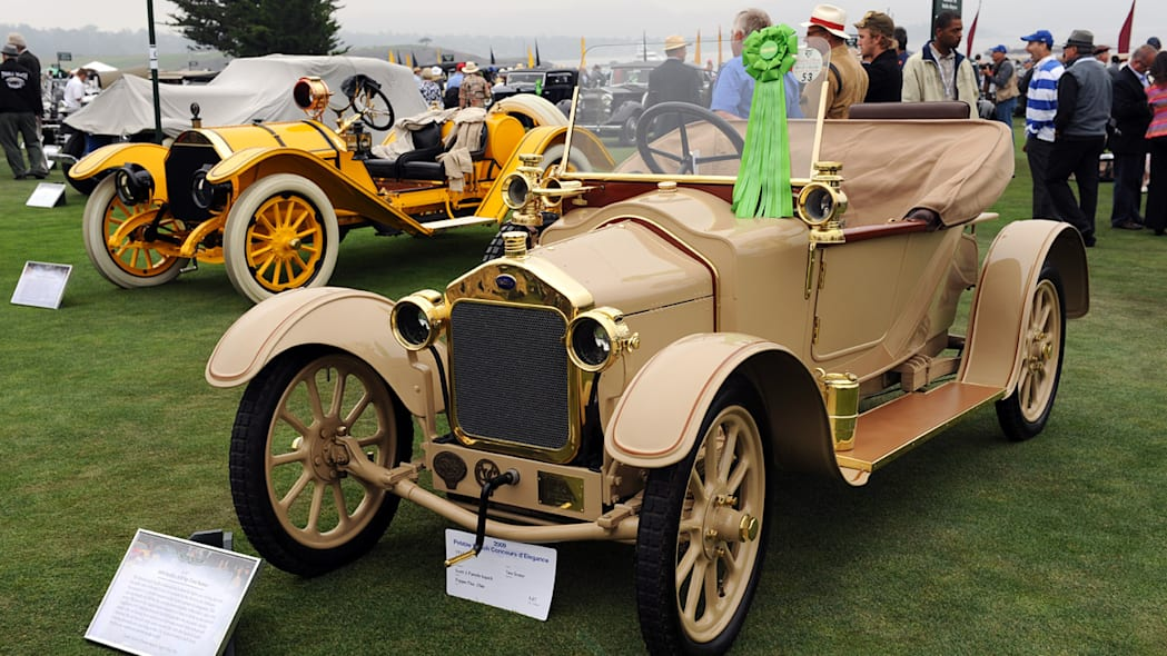 1914 Stellite Two Seater