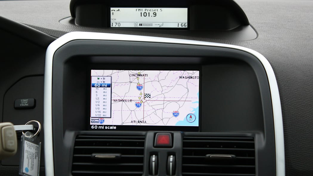 Inscrutable navigation system interfaces