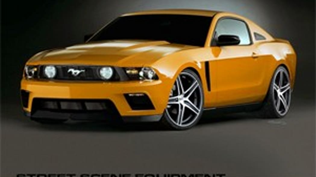 2010 Ford Mustang by Street Scene Equipment