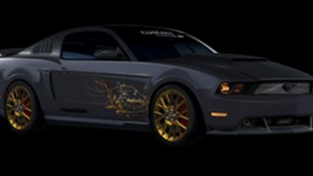 2010 Ford Mustang by Ford Vehicle Personalization
