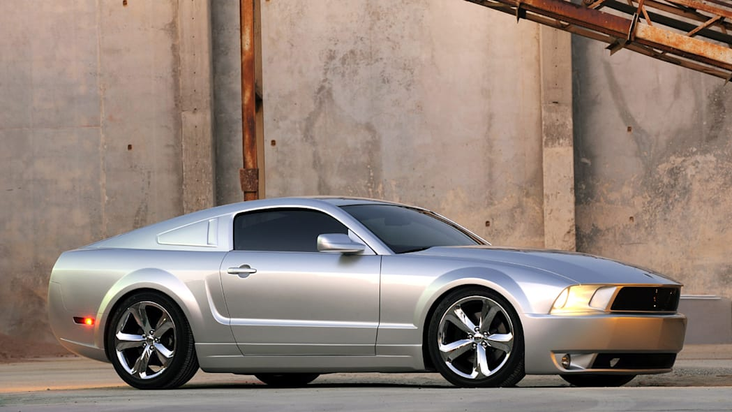 2009 Iacocca 45th Anniversary Edition Ford Mustang