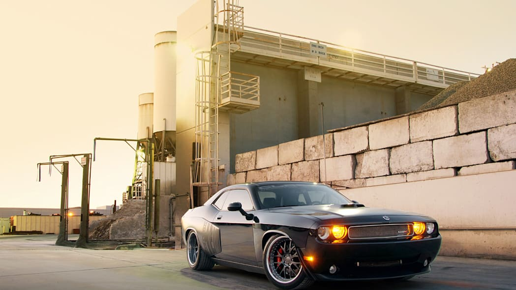 2009 Classic Design Concepts Group 2 Widebody Challenger