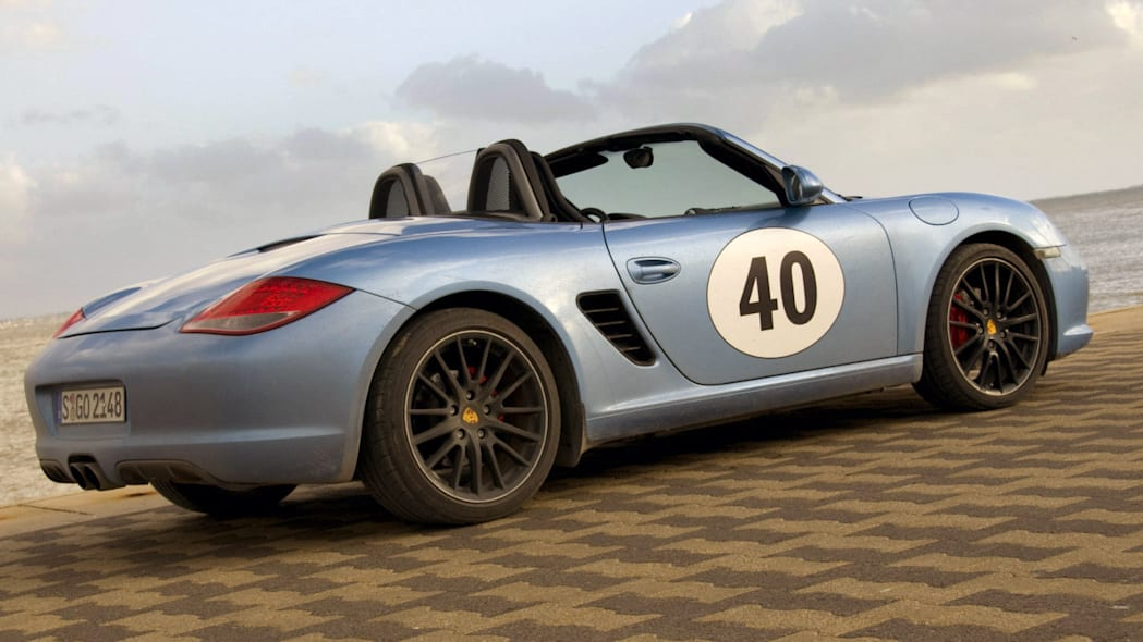 2009 Porsche Boxster S with PDK