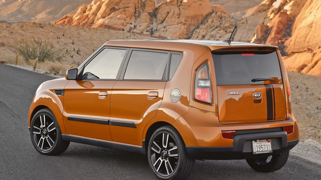 Kia Soul Gets Fired Up With Limited Edition Ignition