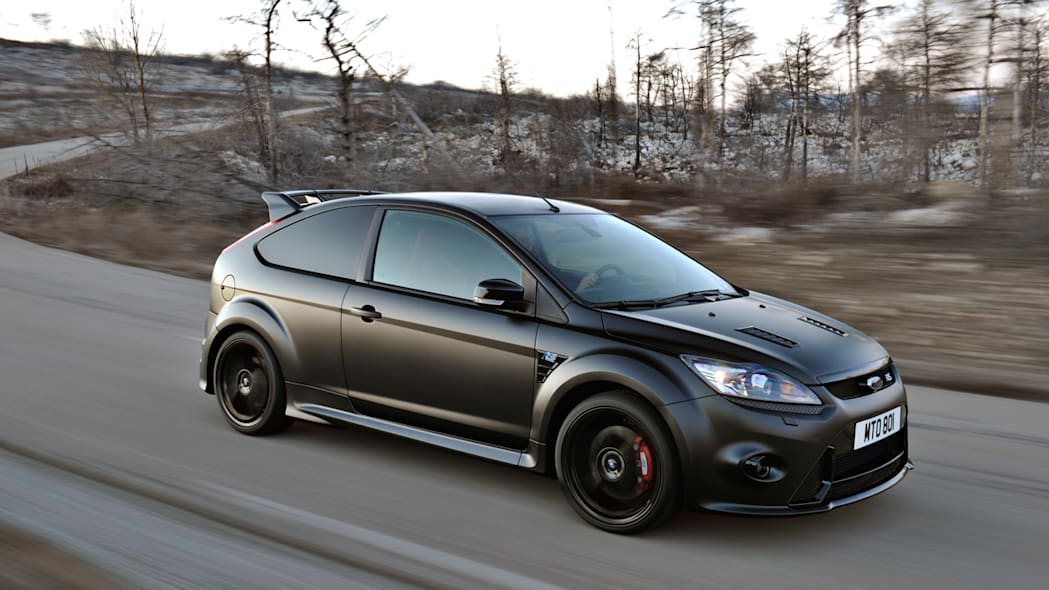 2011 Ford Focus RS500 (Europe)