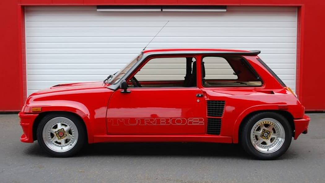 Manolopoulos 2010 Renault 5 Turbo: Buy Me! 1985 Renault R5 Turbo II... In Oregon