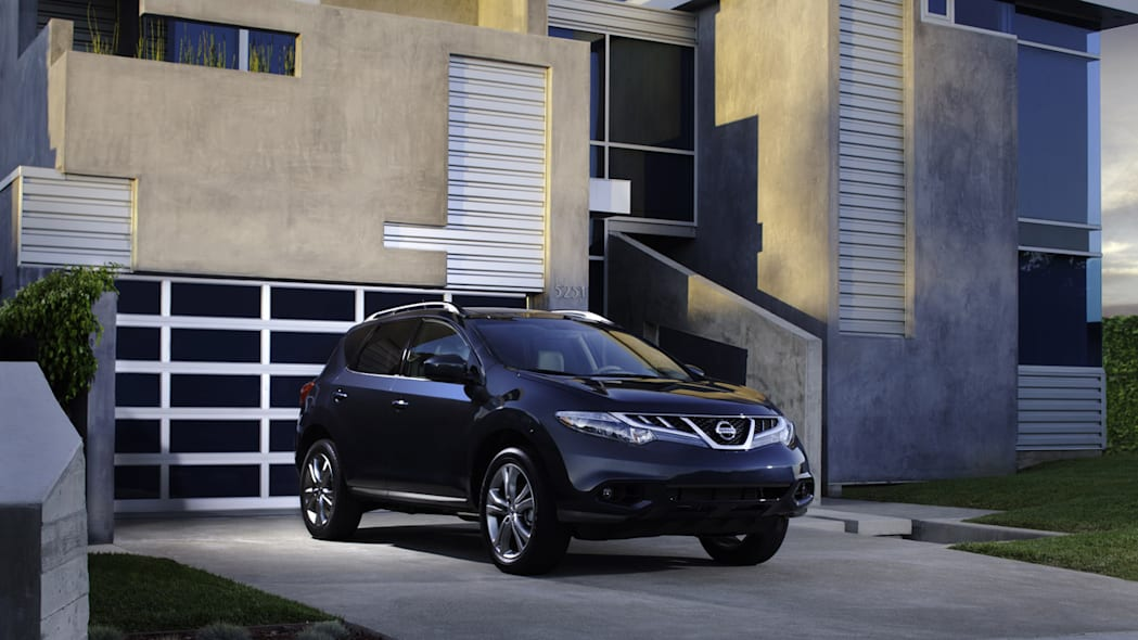 2011 Nissan Murano Unveiled With Mild Refresh New Sv Trim