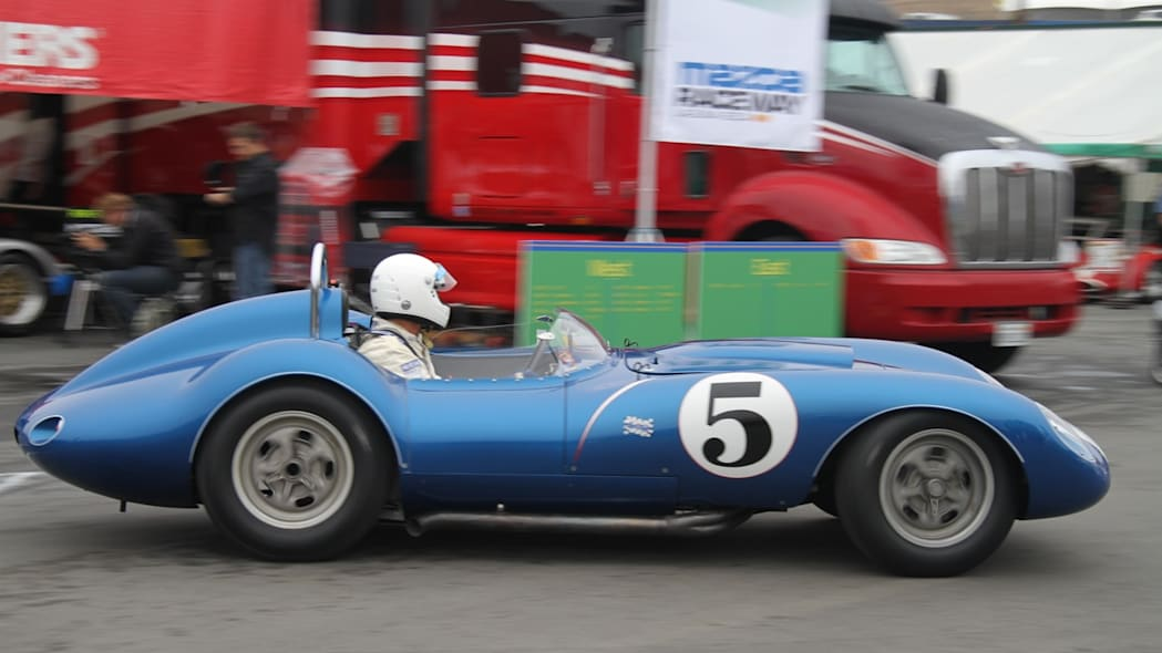 1958 Scarab Sports Racer