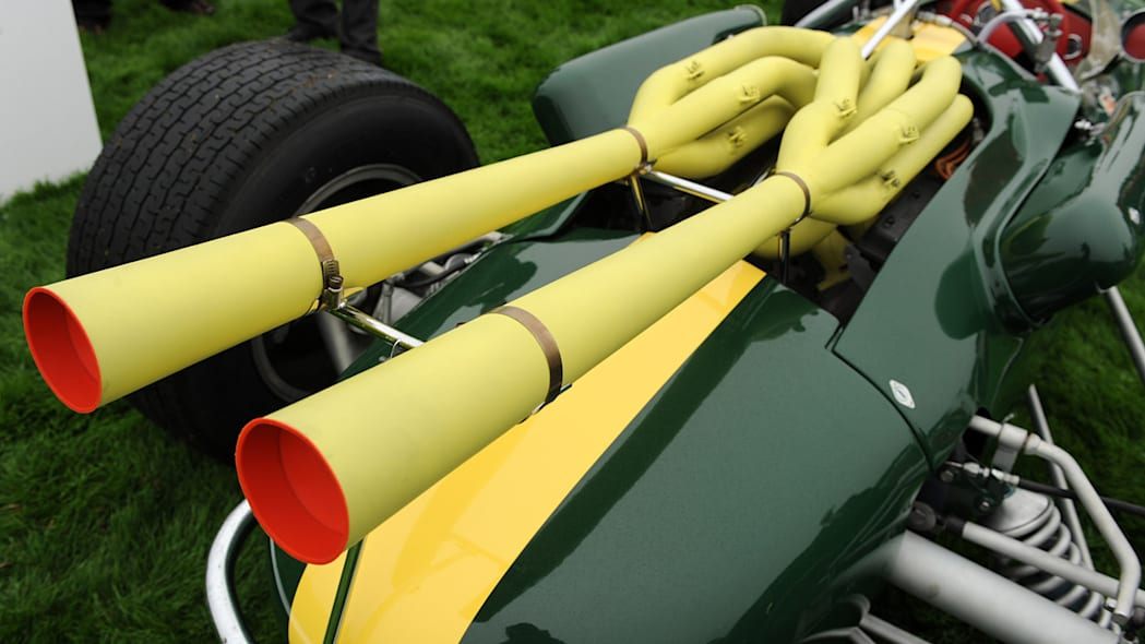 """1965 Lotus 38 """"Powered by Ford"""""""