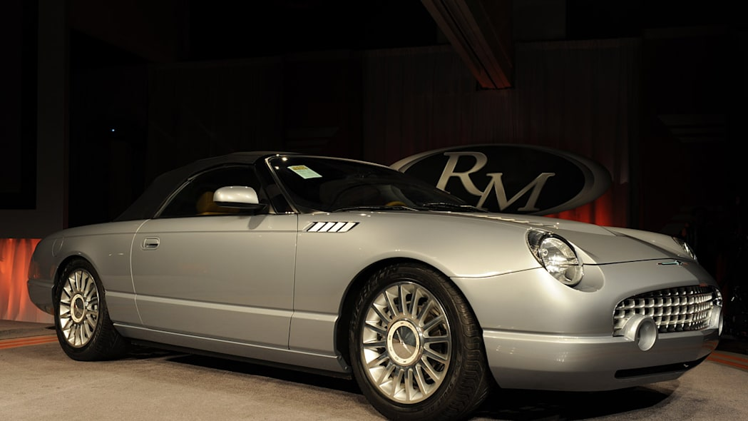 2003 Ford Supercharged Thunderbird Concept