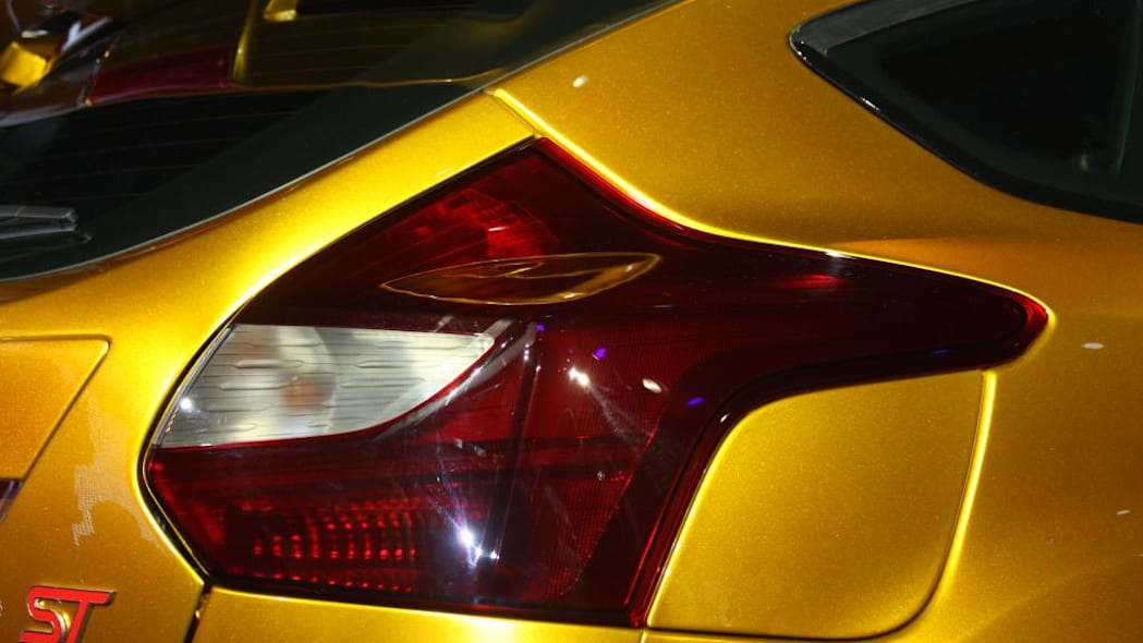 2012 Ford Focus ST tail light