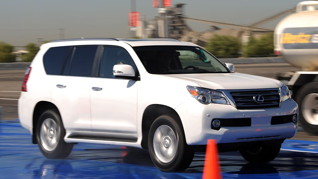 Lexus GX 460 at the Lexus Safety Experience