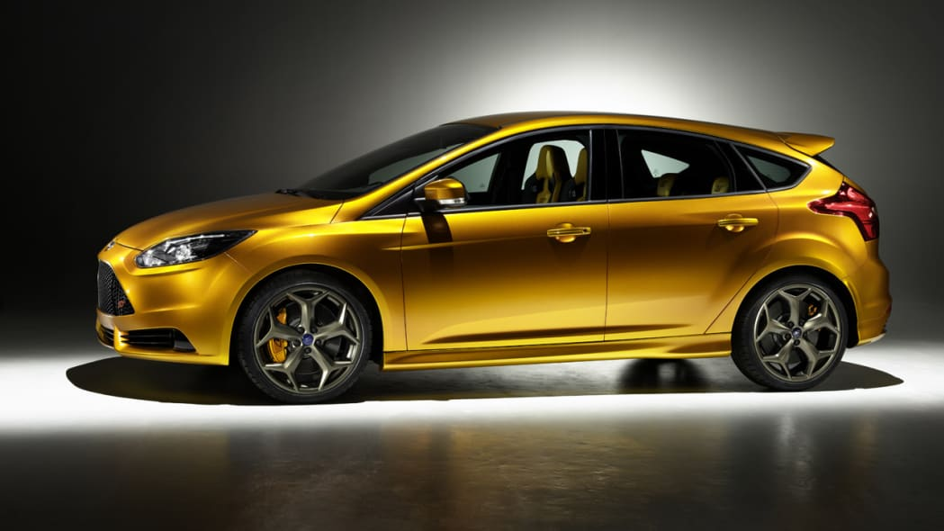 2012 Ford Focus ST