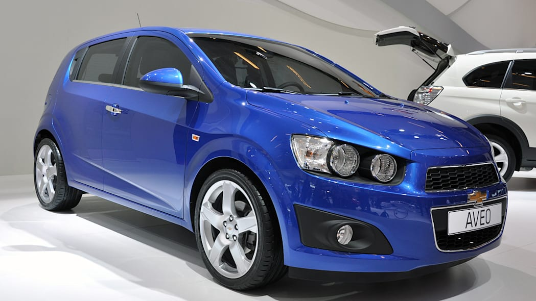 Paris 2010: Chevrolet Aveo