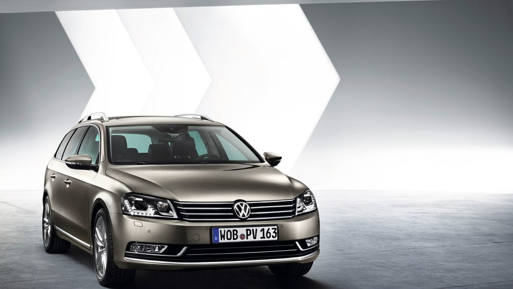 Volkswagen rules out Passat wagon for North America | Autoblog