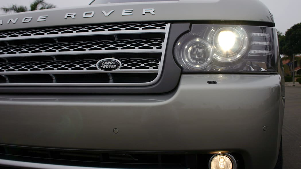 2011 Land Rover Range Rover Supercharged