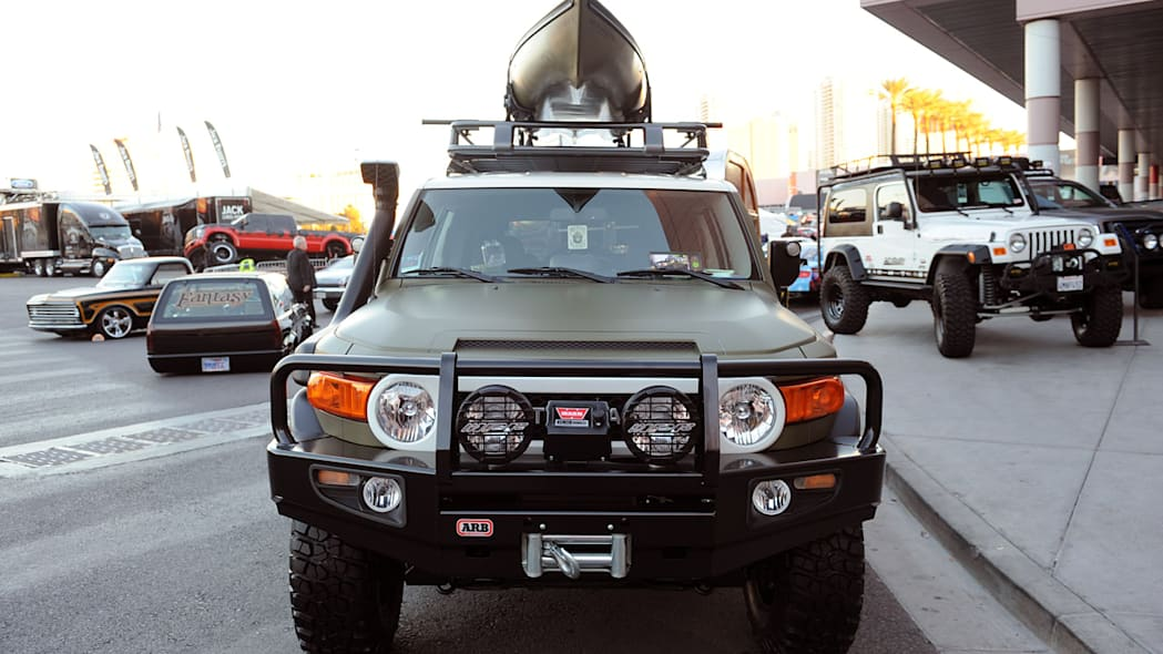 Xplore Adventure Series FJ Cruiser