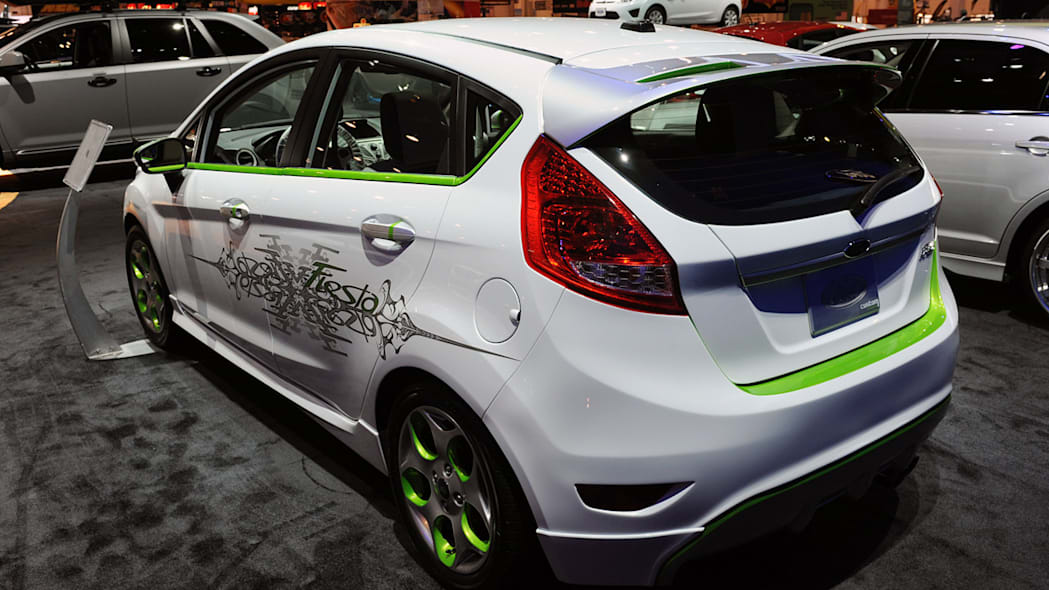 2011 Ford Fiesta by Ford Custom Accessories