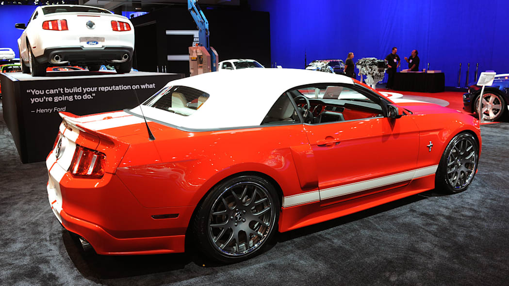 2011 Ford Mustang by Street Scene Equipment