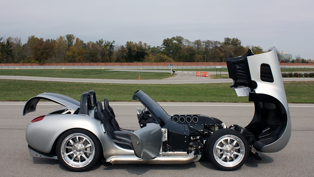 2012 Iconic AC Roadster