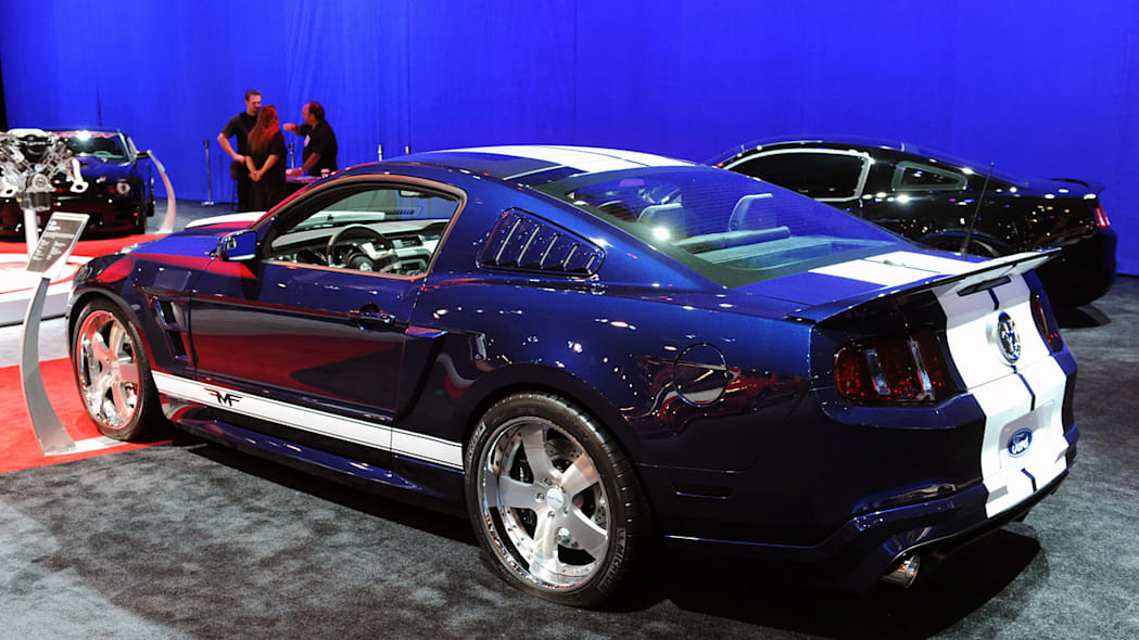 2011 Ford Mustang by Team Bauertwell