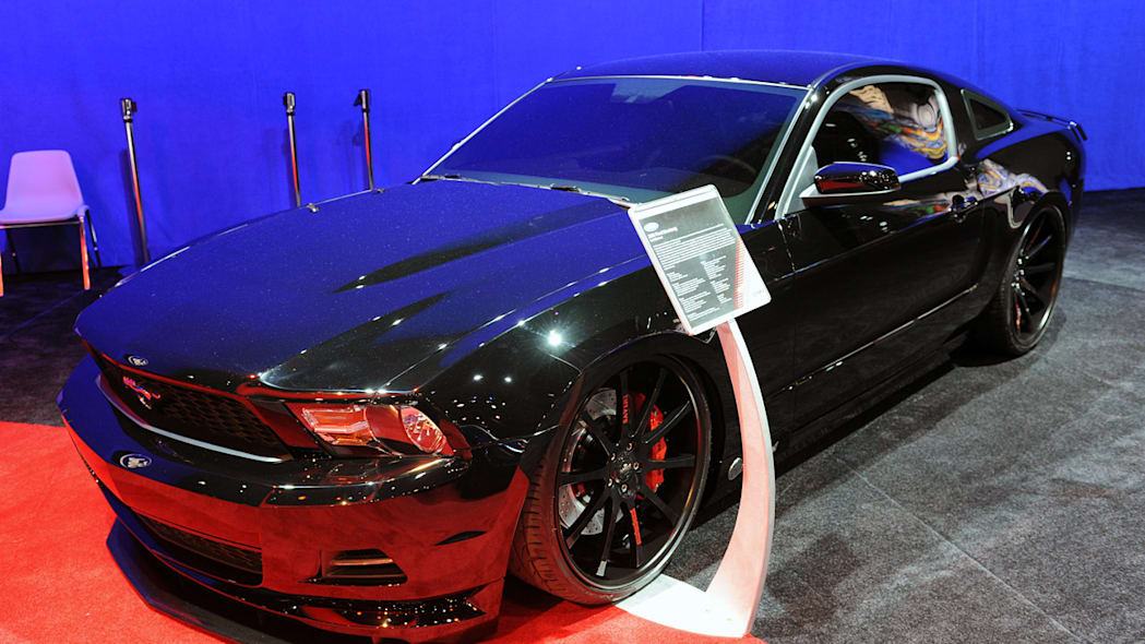 2011 Ford Mustang by Mobsteel