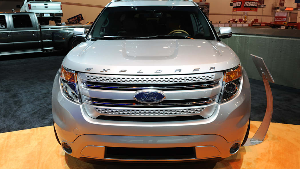 2011 Ford Explorer by CGS Motorsports