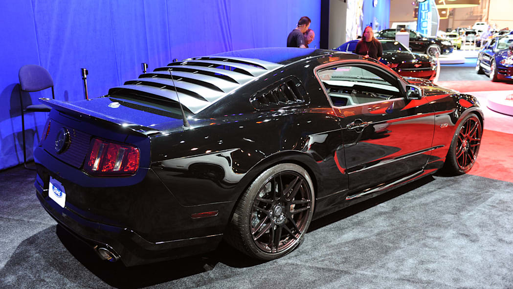 2011 Ford Mustang by MRT Performance