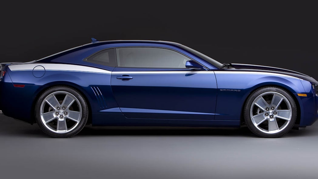Camaro XM/Accessory Appearance Package