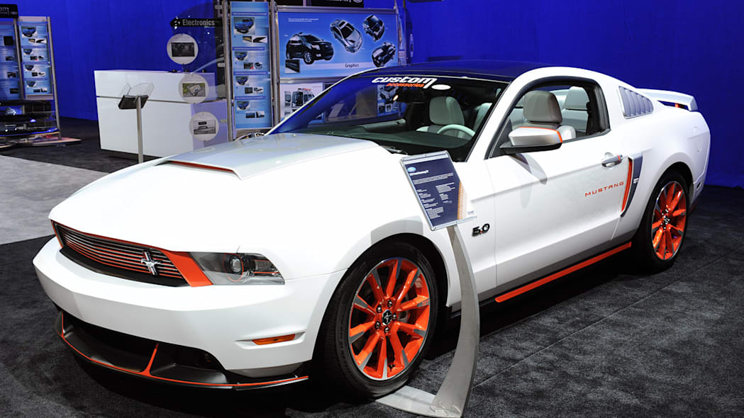 2011 Ford Mustang by Ford Custom Accessories