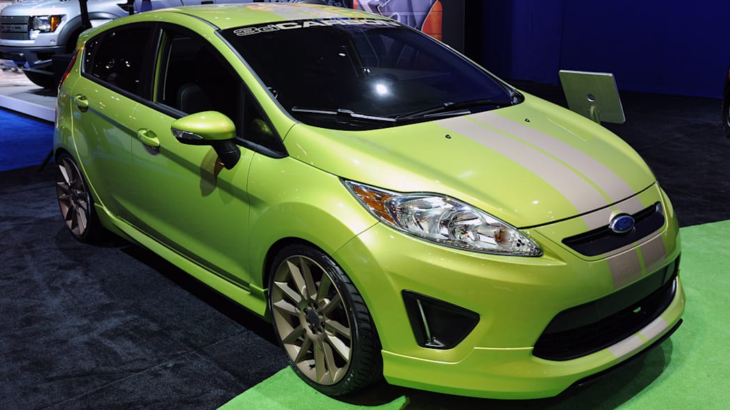 2011 Ford Fiesta by 3dCarbon