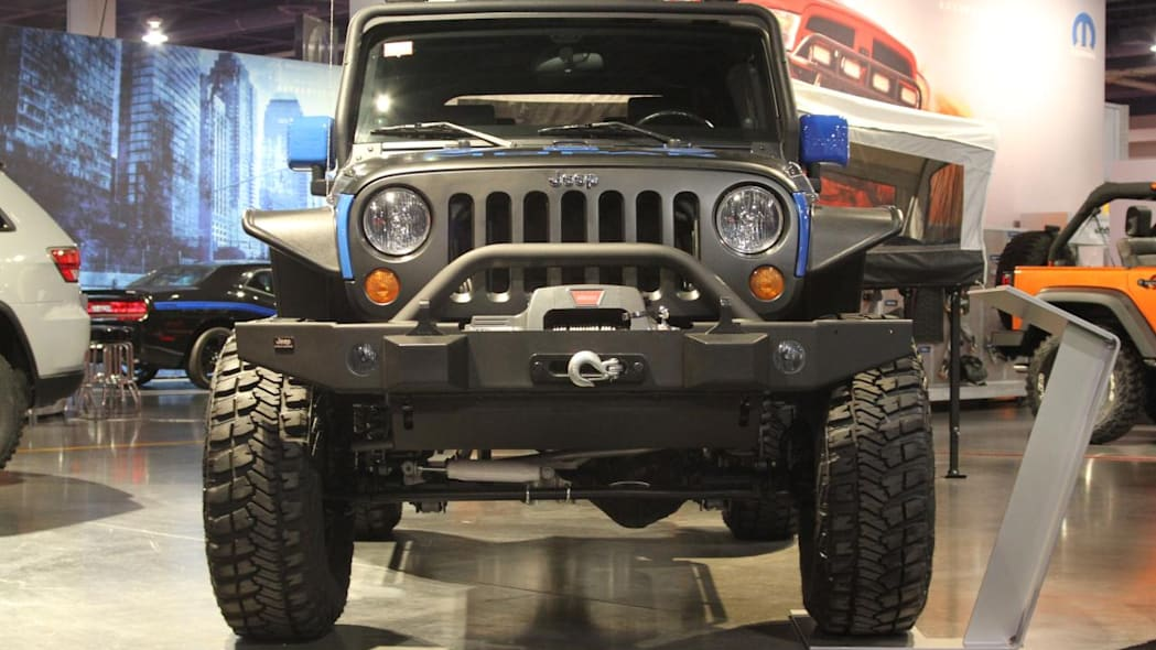 """Jeep Wrangler """"The General"""""""