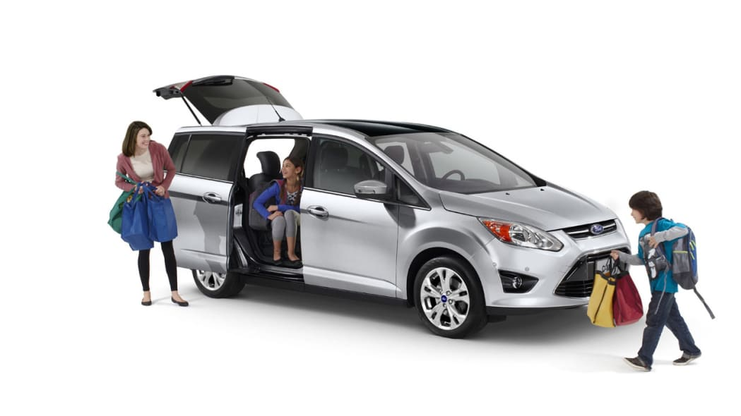 2012 Ford C-Max