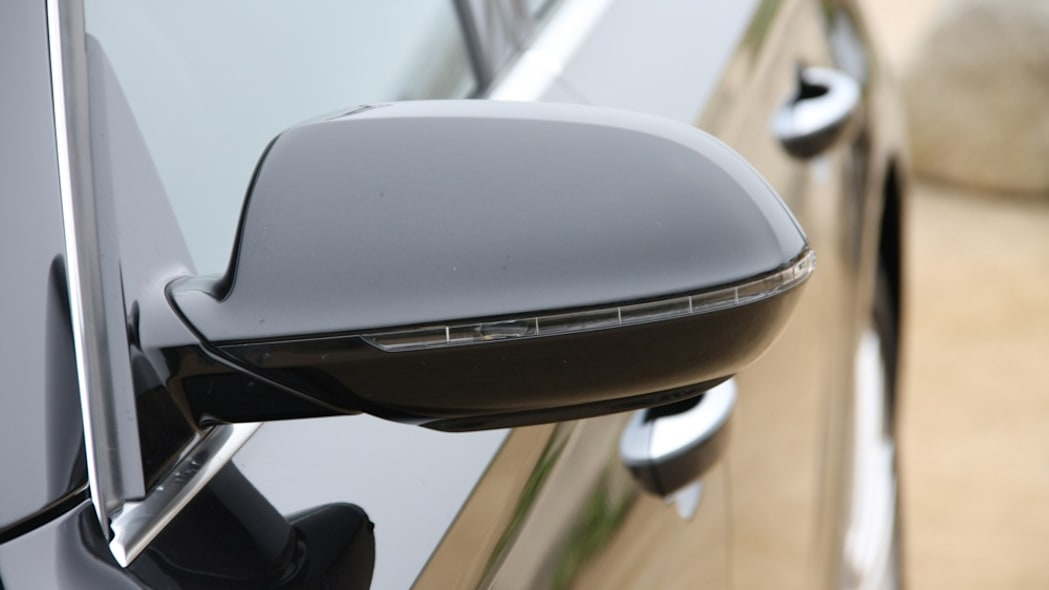 2011 Audi A8 sideview mirror