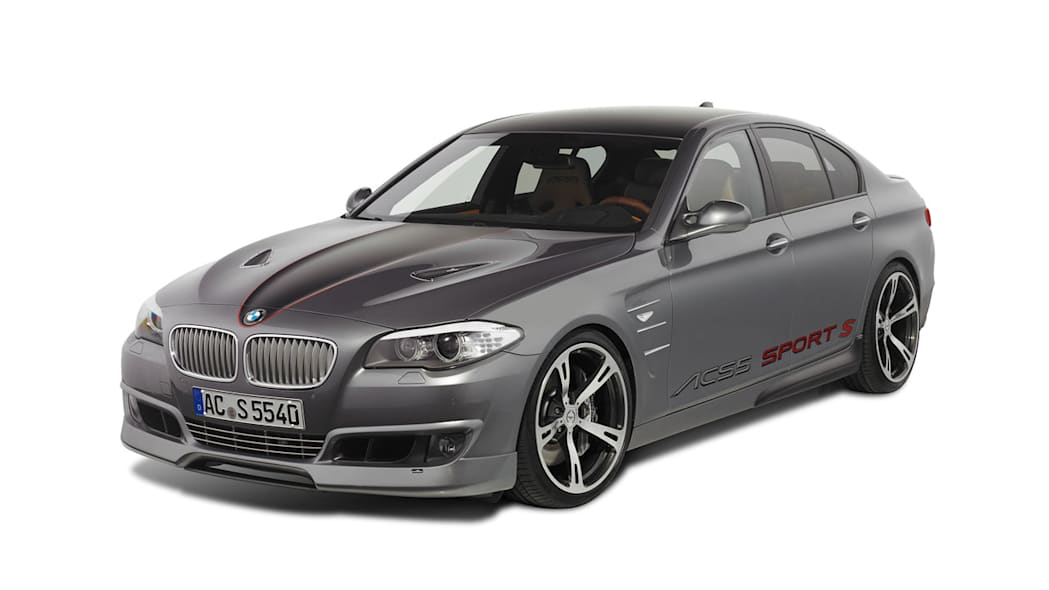 2011 AC Schnitzer ACS5 Sport S right front