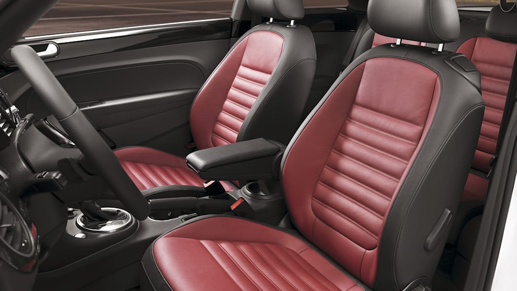 2012 Volkswagen Beetle interior seating