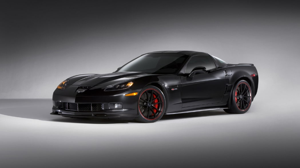 2012 Chevrolet Centennial Edition Corvette