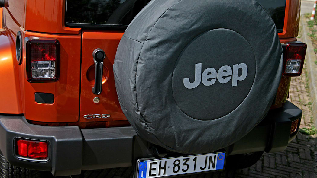 2011 Jeep Wrangler Unlimited 2.8 CRD