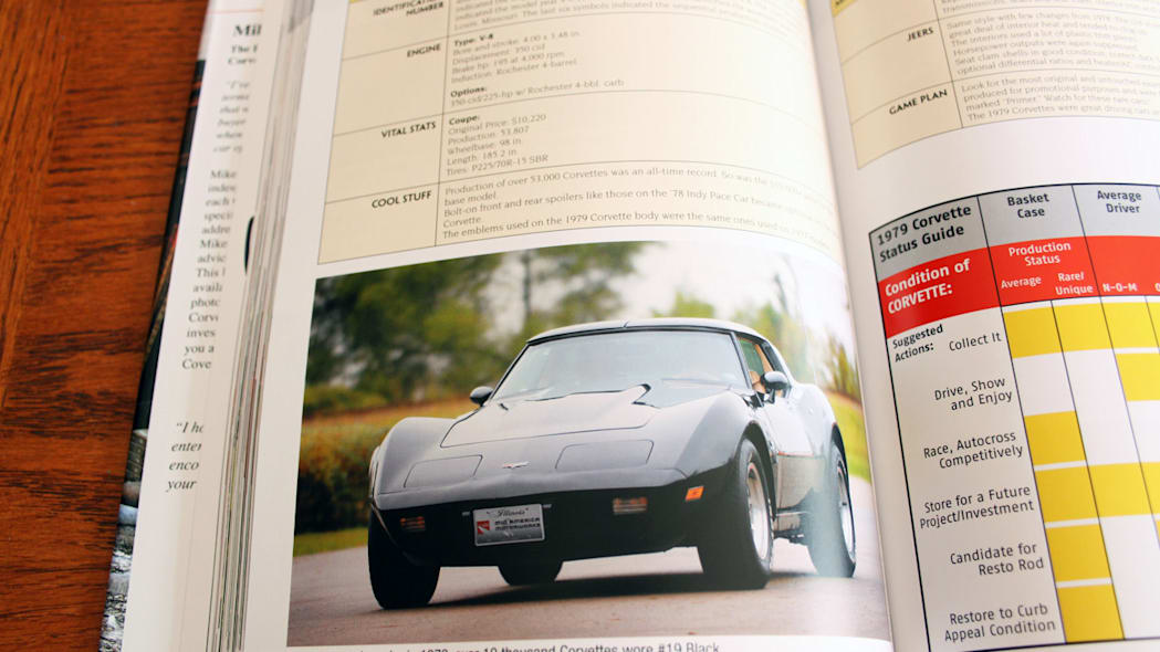 Mike Yager's Corvette Bible