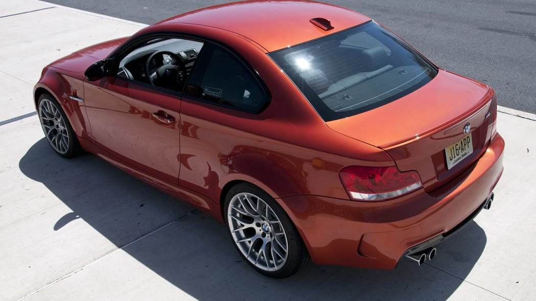 2011 BMW 1 Series M Coupe