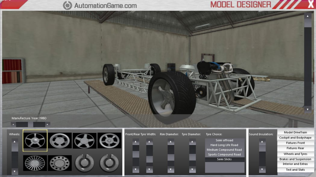 Automation: Car Company Tycoon game Photo Gallery - Autoblog